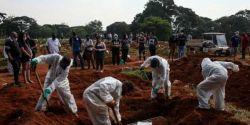 Conass: Brasil registra 2.383 mortes e 74.592 novos casos de covid-19 em 24h