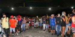 Polícia encerra festa clandestina com mais de 500 pessoas na zona Sul de SP
